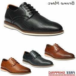 Bruno Marc Mens Formal Dress Shoes Oxford Shoes Lace up Casu