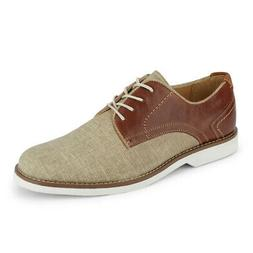Dockers Mens Hayes Mixed Material Textile Casual Lace-up Pla