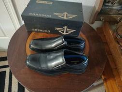 Dockers Mens Lawton Slip Resistant Work Dress Slip-on Loafer