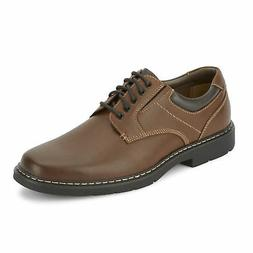 Dockers Mens Lowry Rugged Lace-up Rubber Sole Oxford Shoe wi