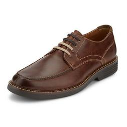 Dockers Mens Midway Leather Dress Casual Lace-up Oxford Shoe