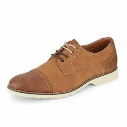 Dockers Mens Murray Mixed Material Textile Casual Lace-up Ca