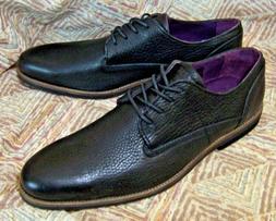 Mens NEW Black Pebble Leather BLACKSTONE Dress Shoes Special