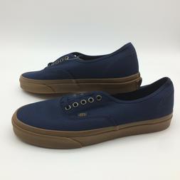 """Vans Mens' Shoes """"Authentic''----Dress Blues"""