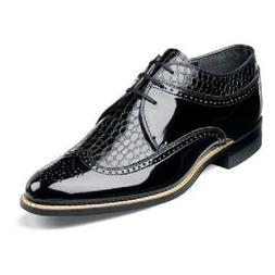 Stacy Adams Mens Shoes Dayton Dress Patent Leather Tuxedo 00