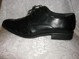 Amali Mens Shoes NEW Dress WEDDING Smooth & Folded Vamp Lace