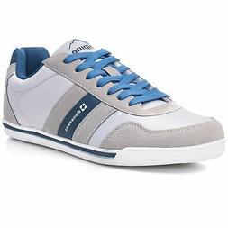 Alpine Swiss Mens Sneaker Fashion Shoes Tennis Skate Gray Si