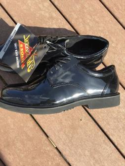 Thorogood Men's Softstreet Dress Uniform Shoes NWT 11.5 Po