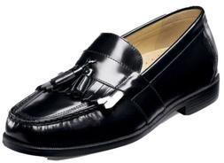 Nunn Bush Mens Tassel Loafer Dress Shoe Black Size 11 Wide F