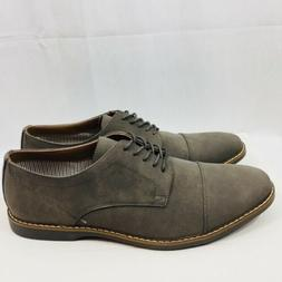 Mens Sonoma  Vanburen Dress Shoes Gray Size 13 M W/ Vitalize