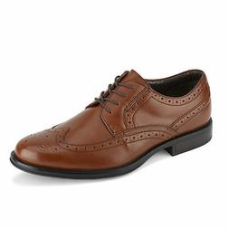 mens wycliff brogue dress wingtip lace up
