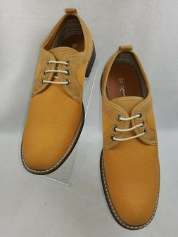 "Ferro Aldo ""MFA-19257A"" Men's Cap Toe Classic Oxford Lace-Up"