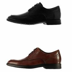Rockport Modern Apron Leather Trainers Mens Formal Footwear