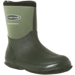 The Original MuckBoots Adult Scrub Boot,Garden Green,8 M US