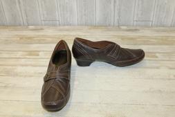 NEW Aravon AAV01 Flex-Laurel Leather Dress Shoes, Women's Si