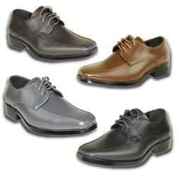 New Boys Dress Shoe Formal Wedding Ringbearer School Uniform