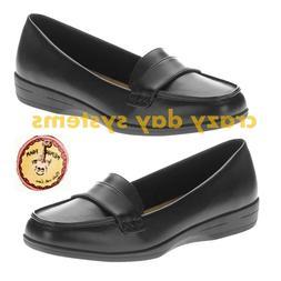 NEW Casual Slip On Dress Shoes Memory Foam Women Slip On Cas