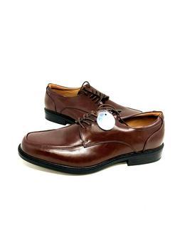 NEW! Croft & Barrow Men's Ortholite Oxford WIDE Dress Shoes