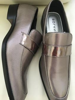 Bolano New Men Dress Shoes Loafer Slip On Prom Wedding Tuxed