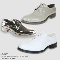 VANGELO New Men Dress Shoes TAB Tuxedo For Formal Wedding an