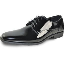 VANGELO New Men Dress Shoes TUX-2 Tuxedo For Formal Wedding
