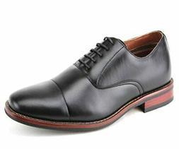 New Ferro Aldo Men's 19516L Cap Toe Classic Balmoral Lace Up
