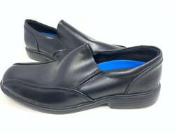 NEW! Skechers Men's CASWELL NOREN Slip On Dress Shoes Black