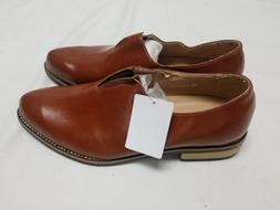 New Men's Dress Casual Formal Shoes Brown Fashion Special Oc