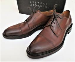 NEW Men's Italian Leather Dress Shoes Barneys New York  Size