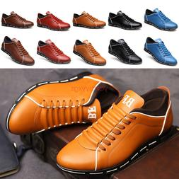New Men's Leather Shoes Formal Business Oxford Dress Shoes M