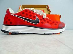 NEW-MEN'S NIKE LUNARSWIFT +2  -- STYLE #443840 COLOR: RED SI