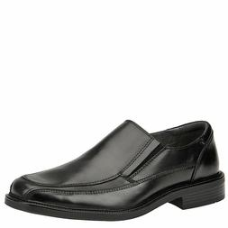 NEW Men's DOCKERS PROPOSAL 90-3184 Black Slip On Dress Shoes