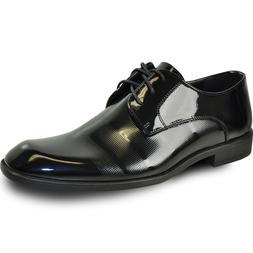 VANGELO New Men Tuxedo Shoes ROCKEFELLER For Formal Wedding