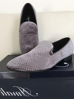 New Mens dress Shoes Loafer Slip Ons Wedding Prom  Fashionab