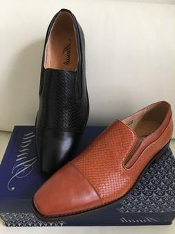 Amali New Mens Dress Shoes Loafers Slip On Wedding Prom Tuxe