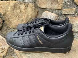 New Adidas Superstar Sneakers Shoes Art BY4358 Size 11M Boho
