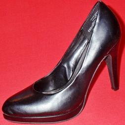 NEW Women's APT 9 KARSEN Black Classic Pumps Fashion Dress S