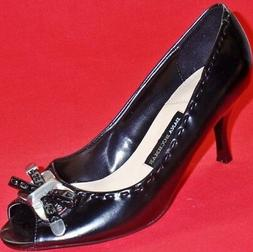 NEW Women's DANA BUCHMAN FEENA Black Heels Dress Fashion Cas