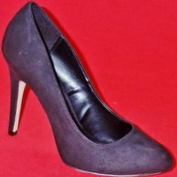 NEW Women's ROCK REPUBLIC GWEN Black Fashion High Heels Dres