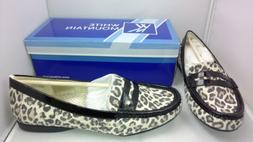 New White Mountain Women's Size 9 Wide Slip On Shoes Dress C