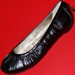 NEW Women's GNW STEPHANIE Black Slip On Ballet Flats Fashion