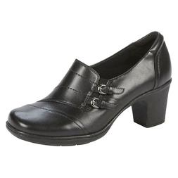 New Womens Thom McAn Flossie Dress Shoe Style 30425 Wide Wid