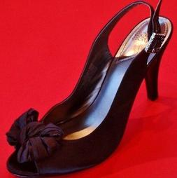 NEW Womens MT BETTE BRUCE Black Fashion Peep Toe Heels Dress