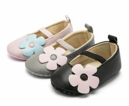 Newborn to 18 Month Best Gift for Baby Girl Crib Shoes Infan