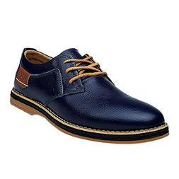NIUJIN Men's Lightweight Casual Walking Athletic Shoes Breat