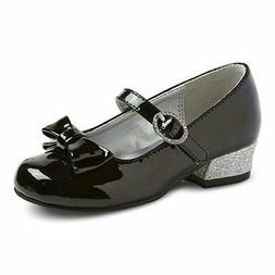 NWT Special Occasion Dress Shoes Cherokee Keisha Black Paten