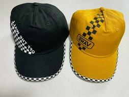 Vans Off the Wall Checked Top Hat Cap