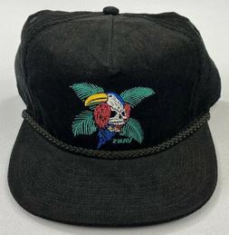 Vans Off The Wall Hobart Unstruct Corduroy Snapback Hat Cap