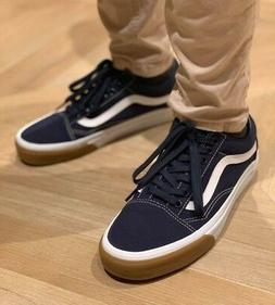 Vans OLD SKOOL CANVAS SKATE Shoes Size Men's 13 GUM BUMPER /