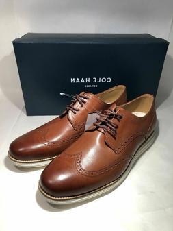 Cole Haan Orig Grand Wingtip C26471 Mens Oxford Brown Leathe